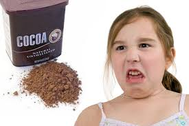 kid cocoa yuck